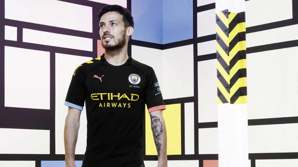 SOLID SILVA: Midfield marvel David Silva will be embarking on his 10th season at the Club