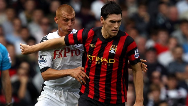 Gareth Barry Tackles