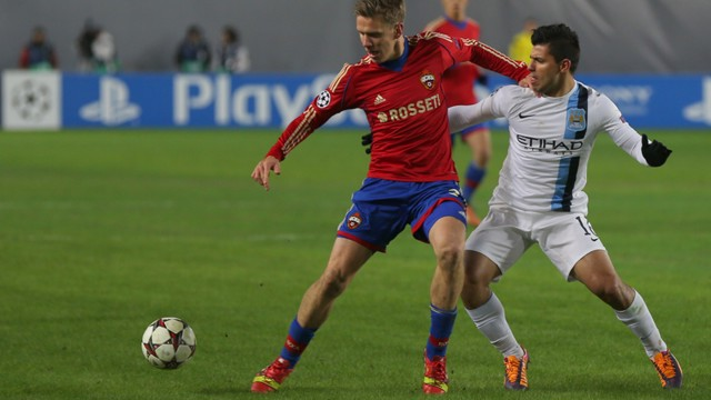 Tonton highlight tambahan Manchester City v CSKA