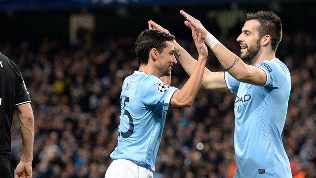 Navas And Negredo