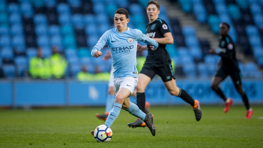 Image result for phil foden perpanjang kontrak