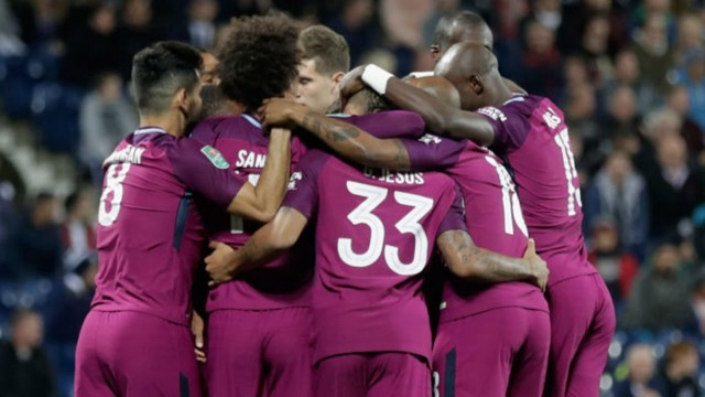 GOALS GOALS GOALS: City have scored 30 goals in 10 games this season