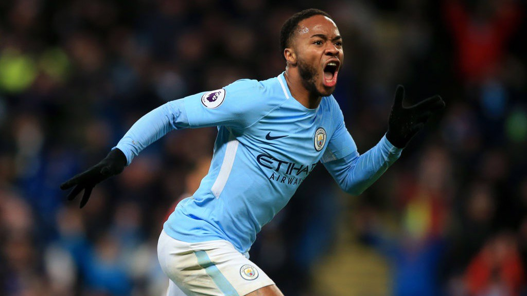 ELATION: Jubilant scenes against Southampton as City's number seven grabs victory in spectacular fashion for the second time in a week