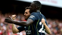 DUO: Mendy with the assist, Bernardo with the goal!