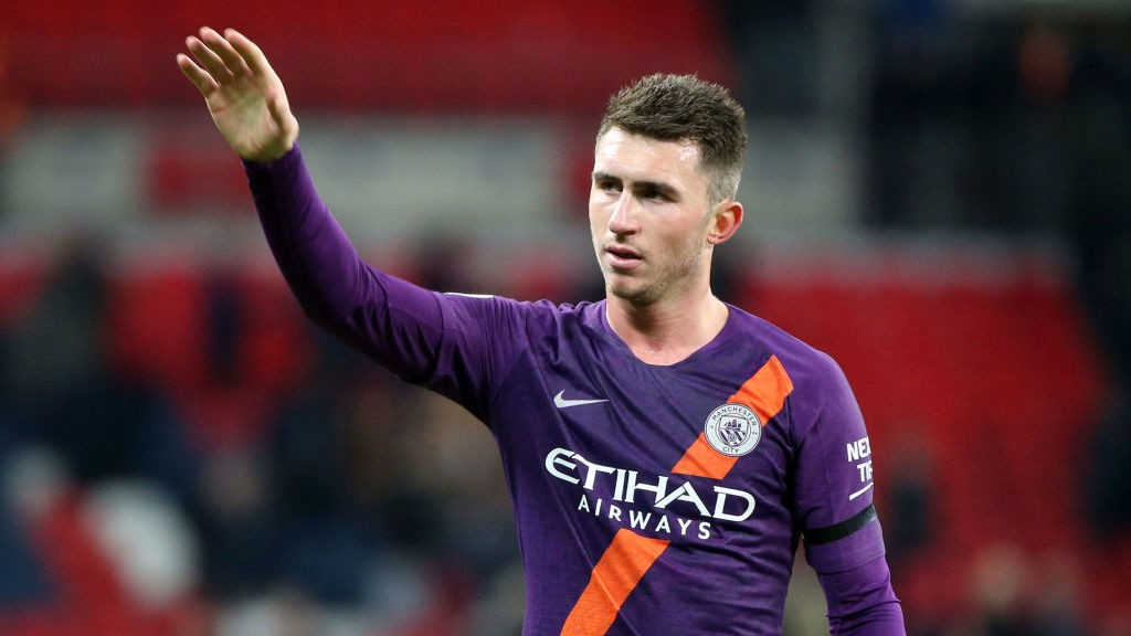 REACTION: A word from Aymeric Laporte after City's 1-0 win over Spurs.
