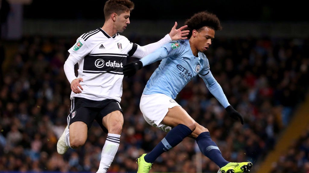 1v1: Leroy Sane goes head-to-head with Luciano Vietto.