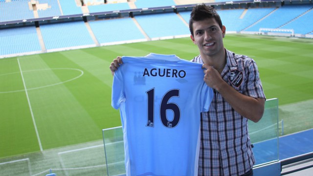 SEISMIC TRANSFERS: City have landed some big names in recent seasons