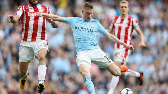 KDB 100: De Bruyne starred in his 100th appearance for City