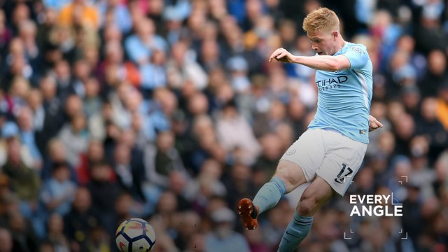 KDB: What. A. Goal!