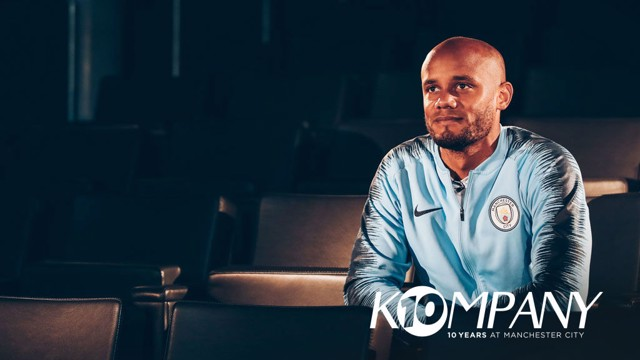KOMPANY 10: Vincent sits down with CityTV to discuss his decade at the Club