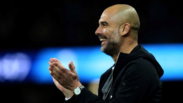 PEP: Leicester win reaction