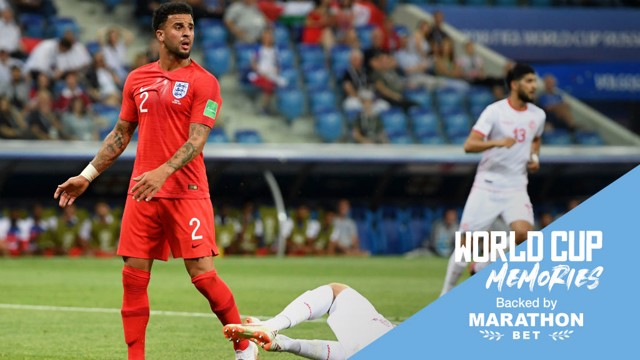 RUSSIA 2018: Kyle Walker discusses his World Cup memories