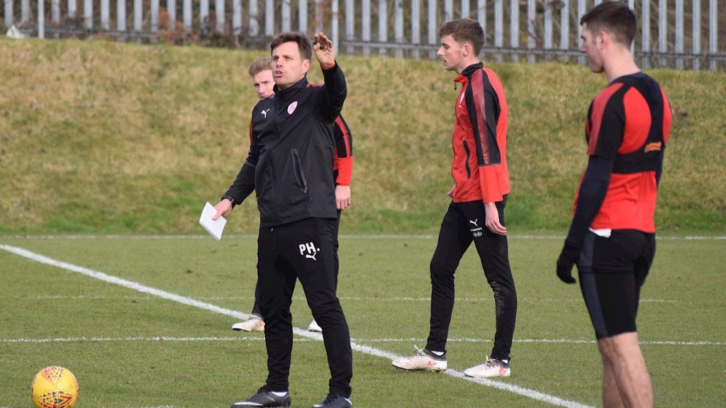 NEW RECRUIT: Paul Harsley has been appointed as City's new EDS manager