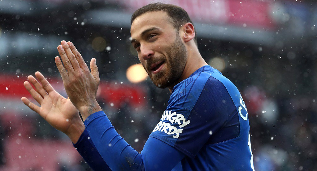THREAT: Cenk Tosun