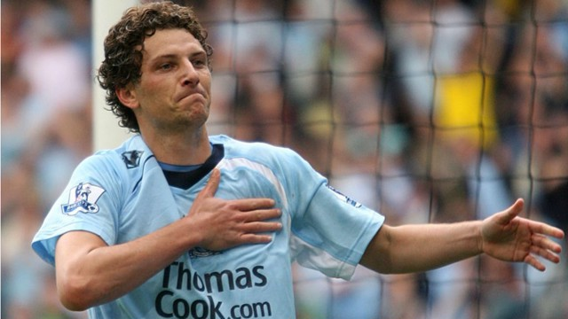 TRUE BLUE: Elano says his time with Manchester City was a special period he will always cherish