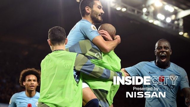 INSIDE CITY: A behind-the-scenes look at derby day!
