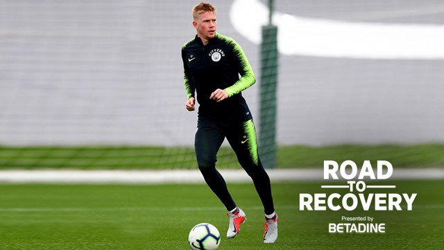 KDBACK: Kevin De Bruyne's Road to Recovery