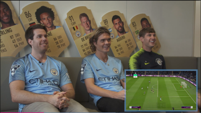 FIFA 19: How did John Stones fare against two eSports pros?
