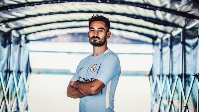 INTERVIEW: We sat down with Ilkay Gundogan to discuss his holidays and clothing!