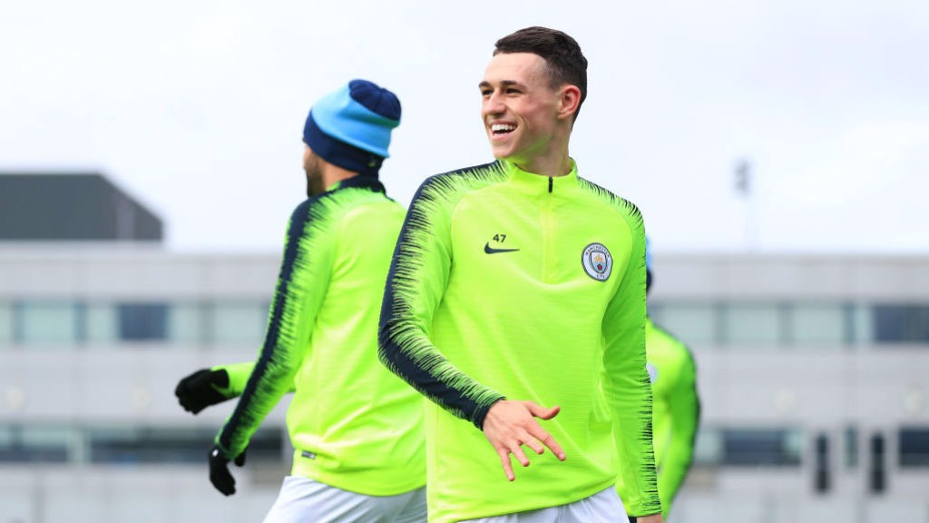 Another call-up to England U21s for Foden